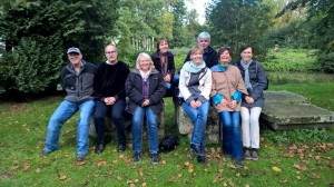 v.l.n.r.: Dr. Andreas Mäckler, Dr. Ralf Willms, Christiane Hartmann, Katja Sengelmann, Sabine Tietjen, Bernhard Terjung, Christiane Willsch, Grit Kramert
