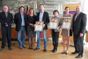 Verleihung Deutscher Biographiepreis 2015