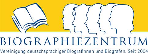 Biographiezentrum – Biographie, Familiengeschichte, Memoiren, Ghostwriter, Lebensgeschichte Logo