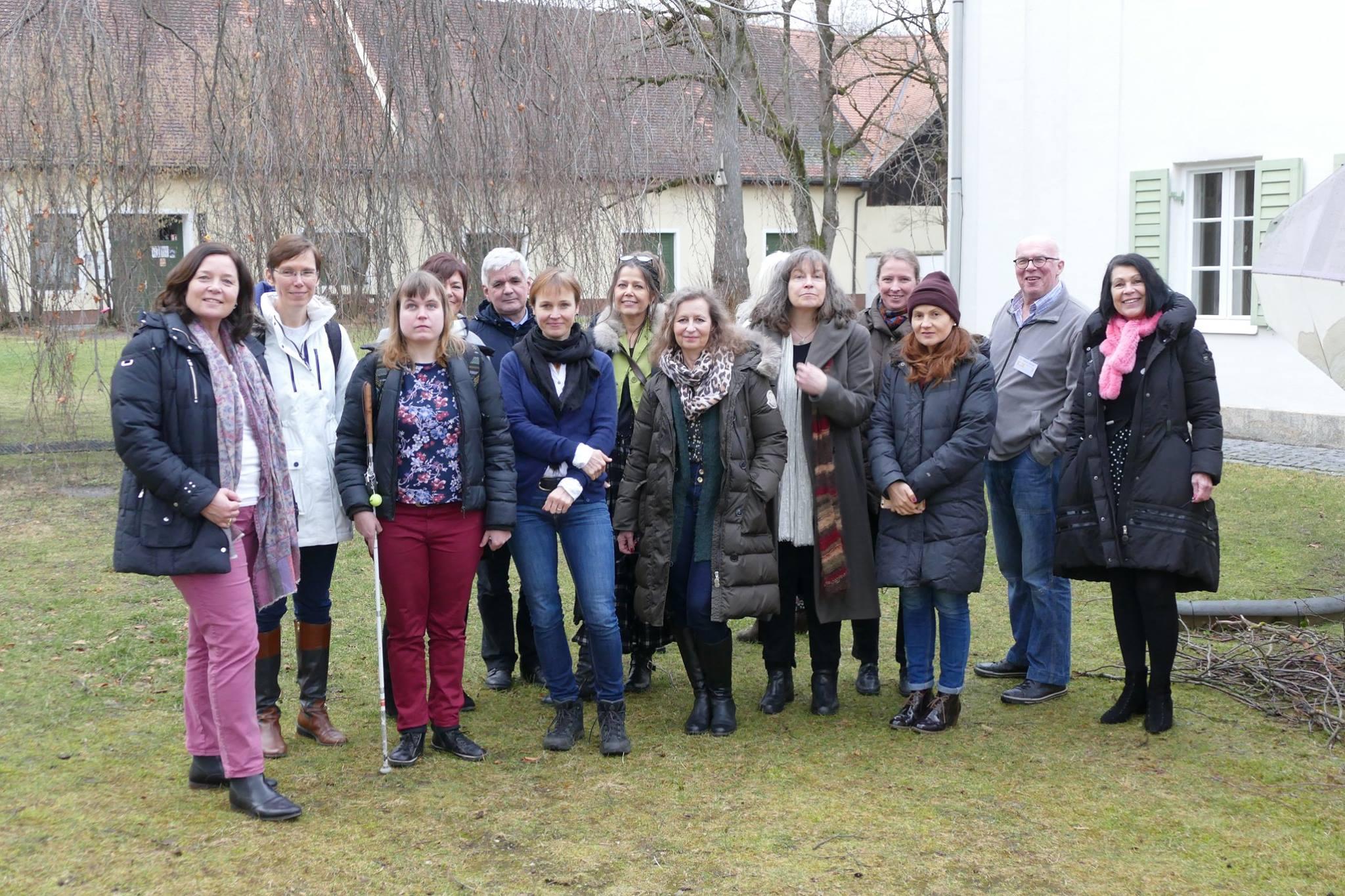 Mitgliedertreffen Biographiezentrum 2018