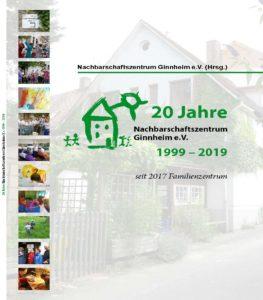 20 Jahre NBZ Ginnheim - Jubiläumsschrift - Cover