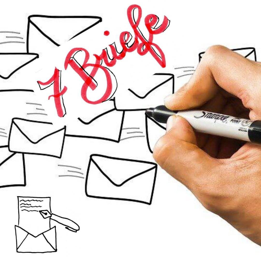 Beziehungen klären mit sieben Briefen